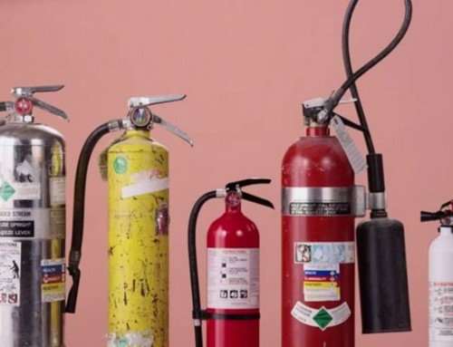 Choosing the Right Fire Extinguisher