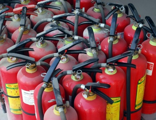 How long is a Fire Extinguisher's Shelf Life?